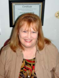 Photo of Patricia Reynolds